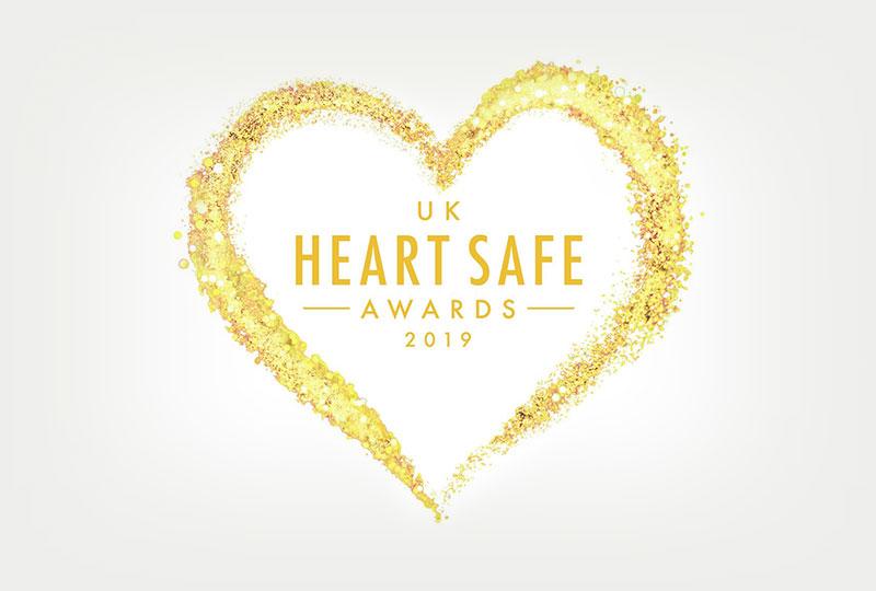 EPC-UK successfully shortlisted for UK Heart Safe Awards 2019