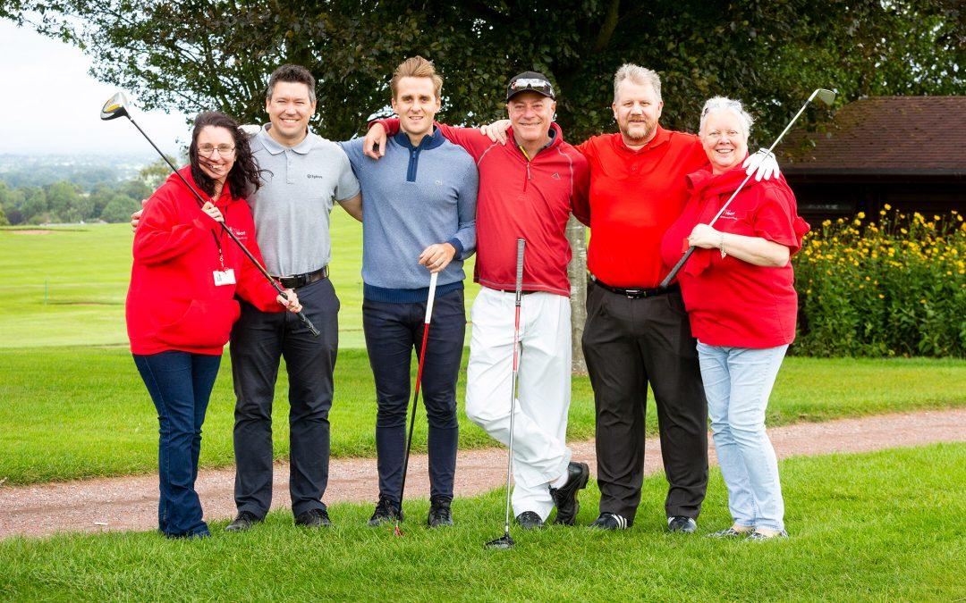 EPC-UK Golf day