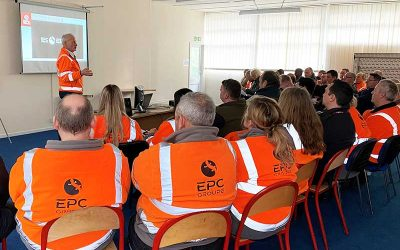 """EPC-UK promotes a safety-first mindset and empowerment, delivering a """"home safe"""" focus"""