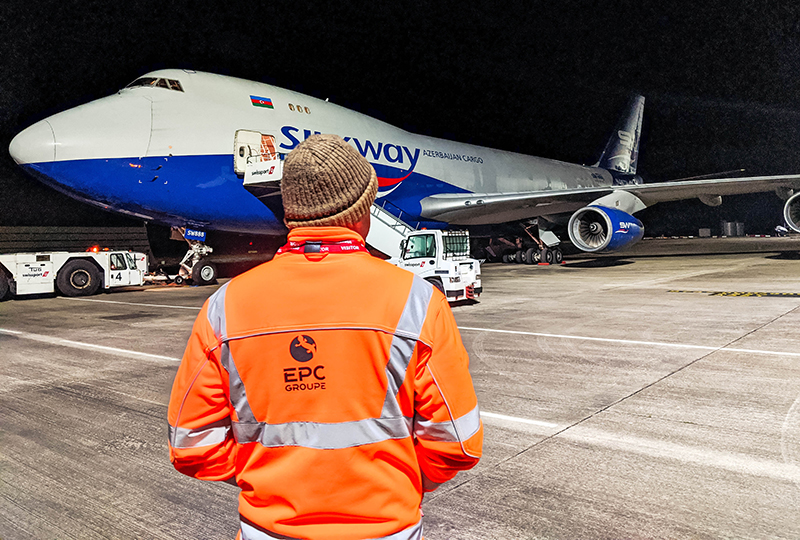 EPC-UK's team capabilities take flight to safely transit international consignment