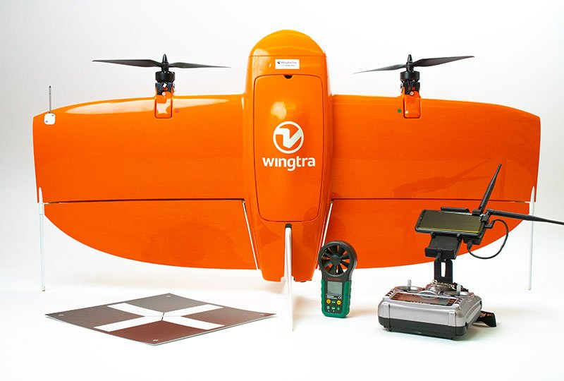 EPC Metrics-Drone