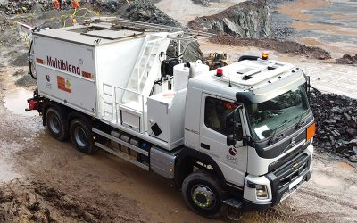 Increasing capacity with Multiblend truck refurbishment programme