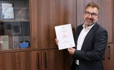 Further success for Ben Williams following British Safety Council award win