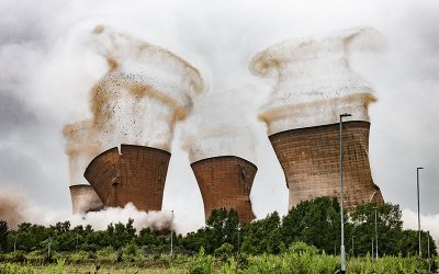 Safe demolition of Rugeley Power Station achieved through EPC-UK and Brown & Mason collaboration